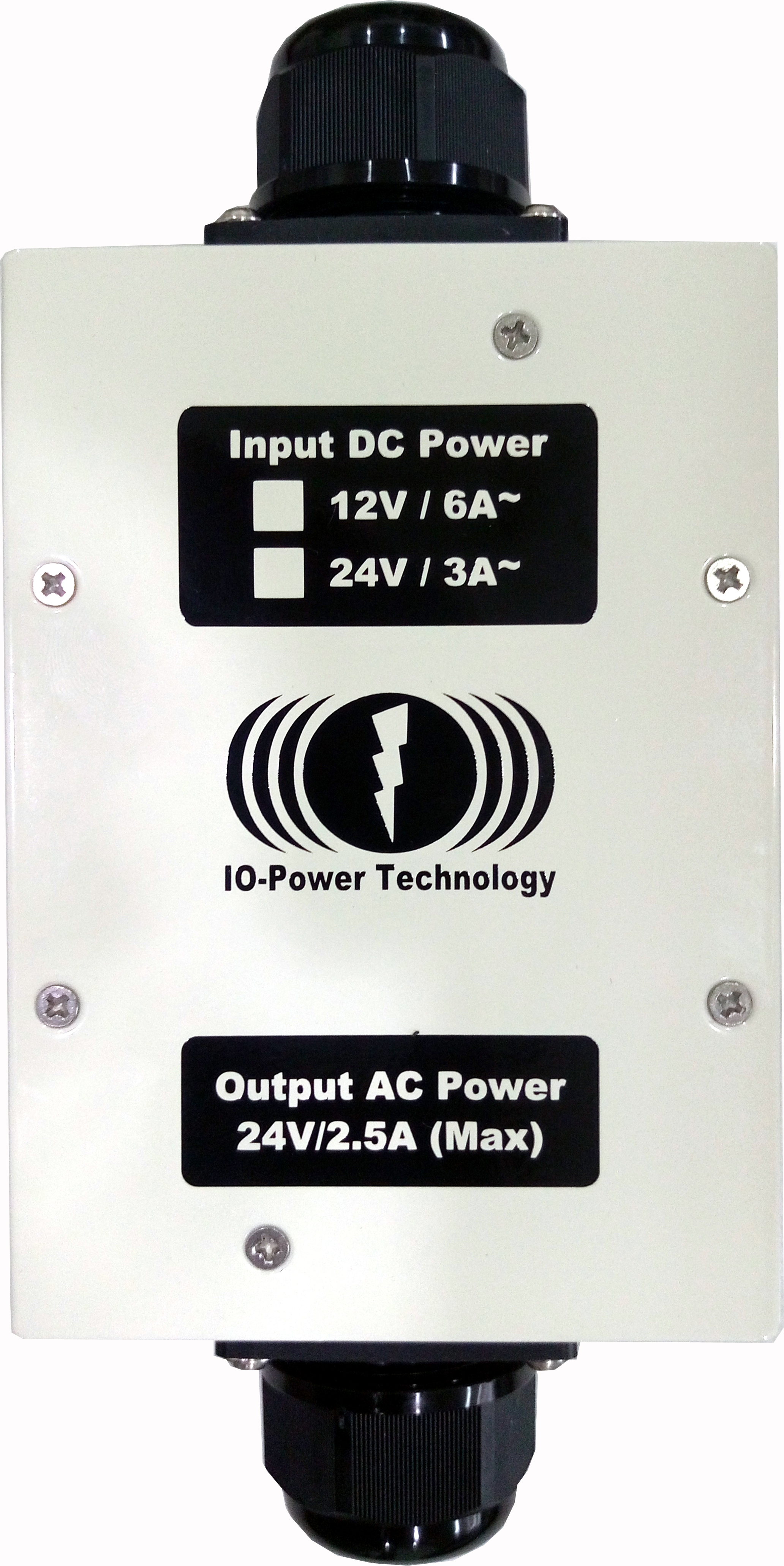 Outdoor 12vdc To 24vac Power Inverter 12v Dc Ac Converter Circuit 12 Io Iop Dapi 12242a 1 Is A Specially Designed For Speed Dome Adopting Input Which Different From The